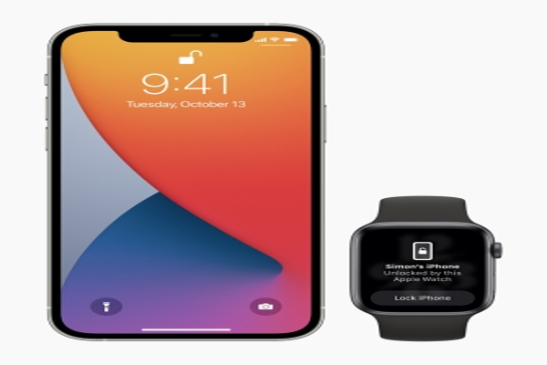 iOS 14.5: Unlock iPhone with Apple Watch with face mask on - Gadgets News in Hindi