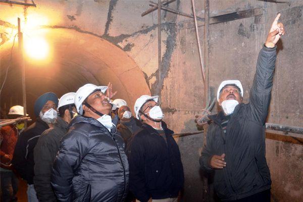 Team to check Parvati project - Kullu News in Hindi
