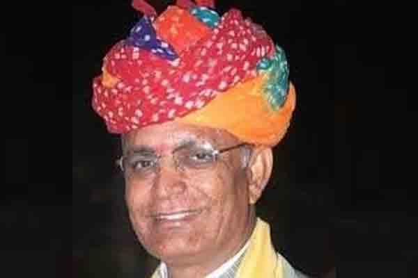 जसवन्त सिंह विश्नोई राजस्थान खादी तथा ग्रामोद्योग बोर्ड के अध्यक्ष मनोनीत