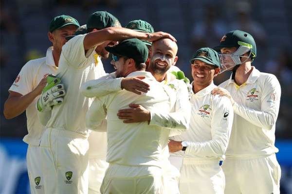 Second Test : India beat Australia by 146 runs to equal series - Cricket News in Hindi