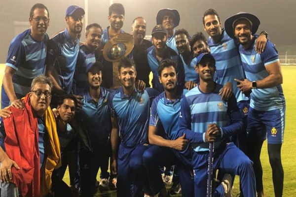 Mushtaq Ali Trophy : Karnataka beat Tamil Nadu by 1 run to win title - Cricket News in Hindi