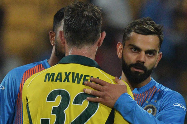 Indian captain Virat Kohli reaction after losing second t20 match against Australia - Cricket News in Hindi