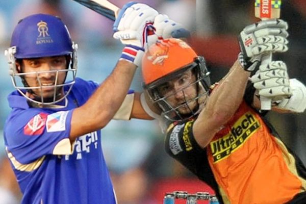 IPL-11 : Rajasthan Royals and Sunrisers Hyderabad to start with new captains - Sports News in Hindi