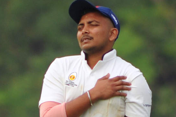 Injured Prithvi Shaw out from practice match on new zealand tour - Cricket News in Hindi