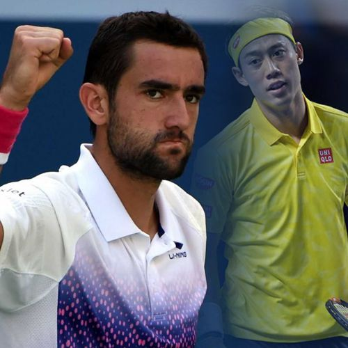 Tennis: Nishikori out of the Paris Masters, Cilic won - Sports News in Hindi