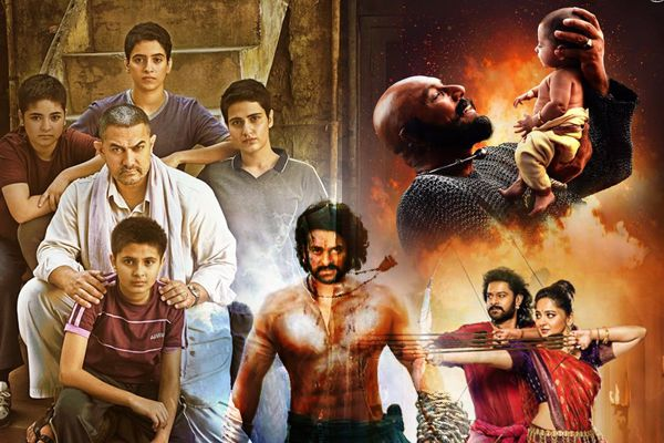 After 8 days bahubali break dangal records on box office, earn 500 crore - Bollywood News in Hindi