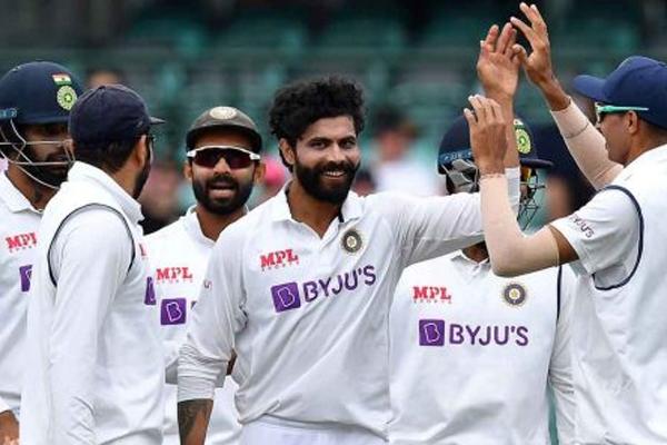 Sydney Test: India 96/2 on second day, Gill half-century - Cricket News in Hindi