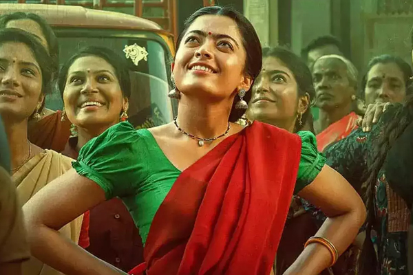 New song an ode to Srivalli character in Pushpa: The Rise - Bollywood News in Hindi