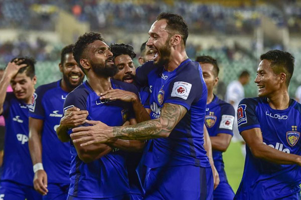 Super Cup : Chennaiyin FC and FC Goa will meet in final today - Football News in Hindi