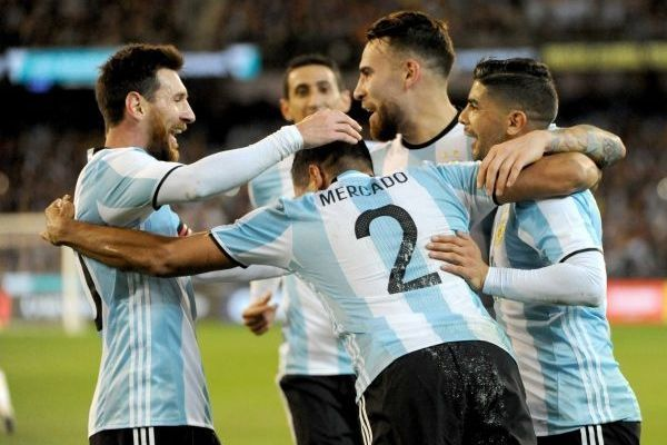 Argentina beat Brazil by 1-0 in friendly football match - Football News in Hindi