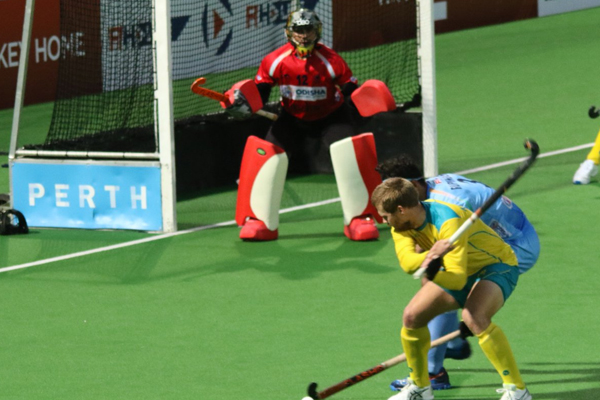 Hockey : Australia beat India by 5-2 in second match - Sports News in Hindi