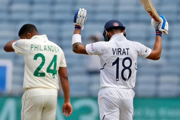 Pune Test : Virat Kohli smashes highest double century for india - Cricket News in Hindi