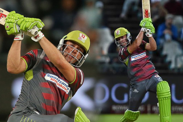 Ab de Villiers completes 300 sixes in t20 cricket, see top-5 batsman - Cricket News in Hindi