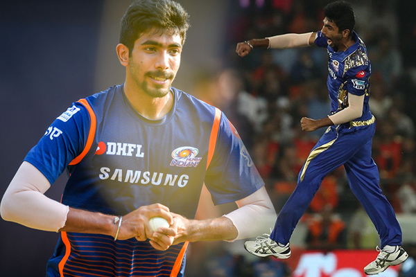 Jasprit Bumrah becomes 5th bowler to complete 50 wickets for mumbai indians in IPL, see... - Cricket News in Hindi