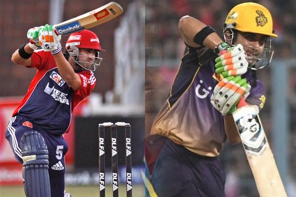 IPL : Gautam Gambhir have smashed highest fours, see top 6 batsman - Cricket News in Hindi
