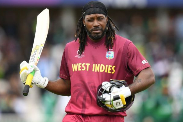 World Cup : Chris Gayle now no.1 batsman in smashing sixes, see top 6 - Cricket News in Hindi
