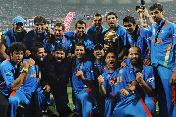 Team India won second odi world cup before 7 years on this day, see top-6 performer - Cricket News in Hindi