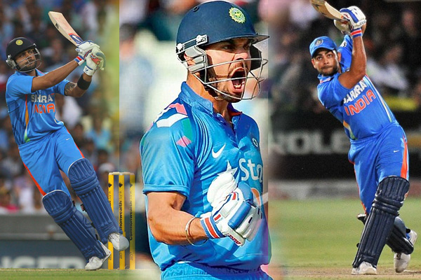 Virat Kohli is just two steps away from 100 sixes in odi, see top-8 indian batsman - Cricket News in Hindi