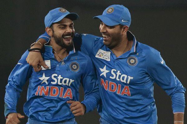 Yuvraj Singh has smashed more century than Virat Kohli in odi against england, see last 10 - Cricket News in Hindi