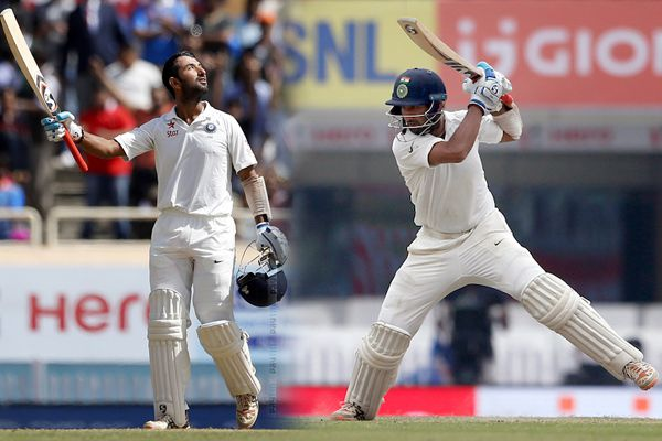 Cheteshwar Pujara played highest balls for india in one test inning, see top 10 batsmen - Cricket News in Hindi