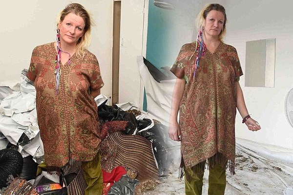 Woman returns from foreign tour to find gang had turned her home into massive cannabis farm - Wonders News in Hindi