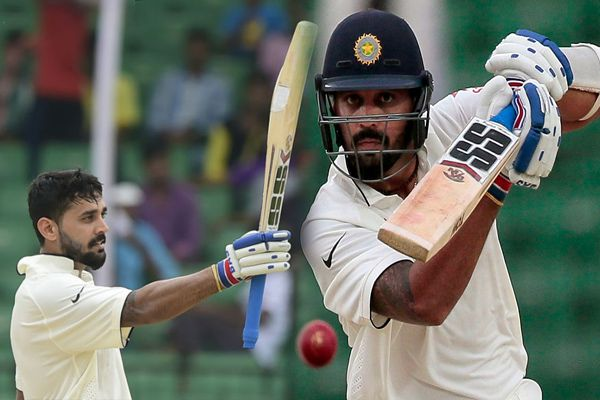 12 Batsmen including Murali Vijay have smashed century in test played between India and Bangladesh - Cricket News in Hindi