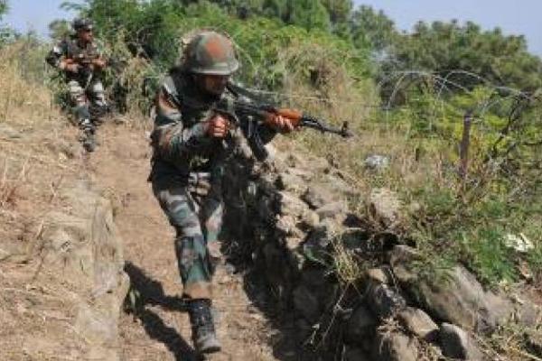 Jammu and Kashmir : pakistan violates ceasefire in poonch - Srinagar News in Hindi