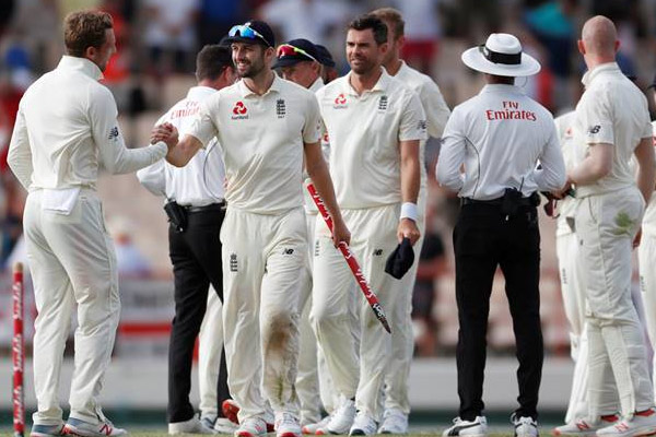 Third Test : England beat West Indies by 232 runs - Cricket News in Hindi