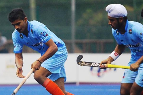 7th Sultan Johor Hockey Tournament : indian junior team lose from Britain - Sports News in Hindi