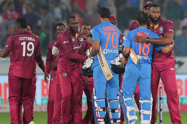 Second T20 Match : India wants to win series, West Indies eying on comeback - Cricket News in Hindi