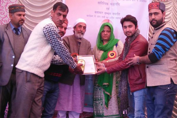 Delhi parade artists honor in Chamba - Chamba News in Hindi