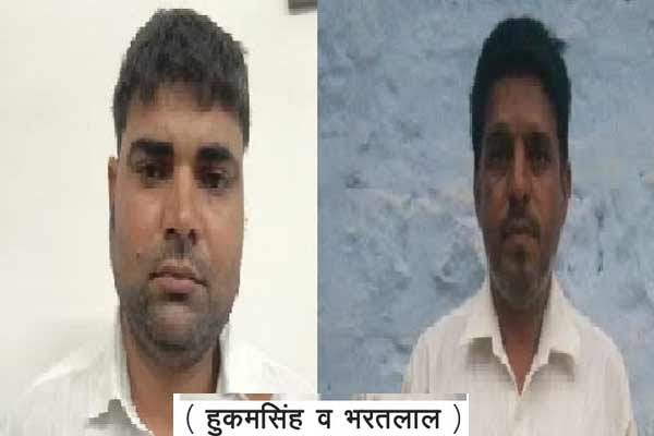 new vehicles selling by fake documents in other states, accused Arrest - Karauli News in Hindi
