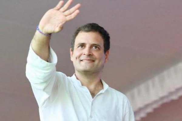 Rajasthan assembly election 2018: Rahul Gandhi Bharatpur-Bikaner tour on 9th and 10th October - Jaipur News in Hindi
