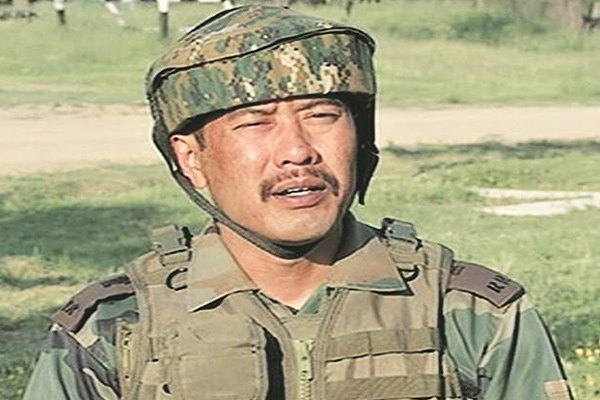 Major Leetul Gogoi found guilty in Srinagar hotel case, may face court martial - Srinagar News in Hindi