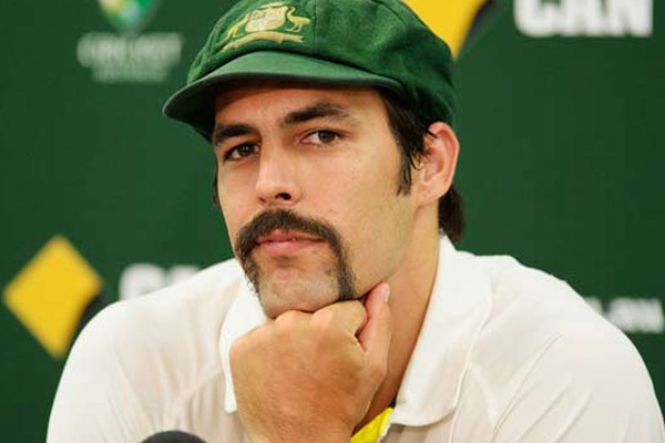 Mitchell Johnson targets Virat Kohli for misbehave with Tim Paine in perth test - Cricket News in Hindi
