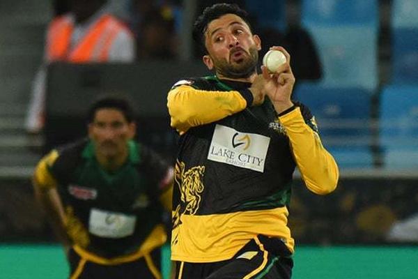 PSL : Multan Sultans beat Lahore Qalandars by 43 runs, Junaid Khan made hat trick - Cricket News in Hindi