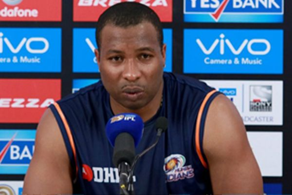 IPL-10 : Reaction of champion mumbai indians player pollard, simmons and krunal - Cricket News in Hindi