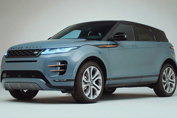 New Range Rover Evoque due for India launch on... - Automobile News in Hindi