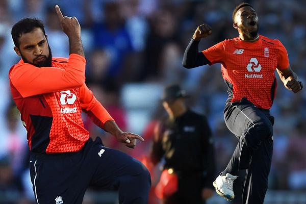 T20 Match : England beat Australia by 28 runs with help of Rashid Khan and Chris Jordan bowling - Cricket News in Hindi
