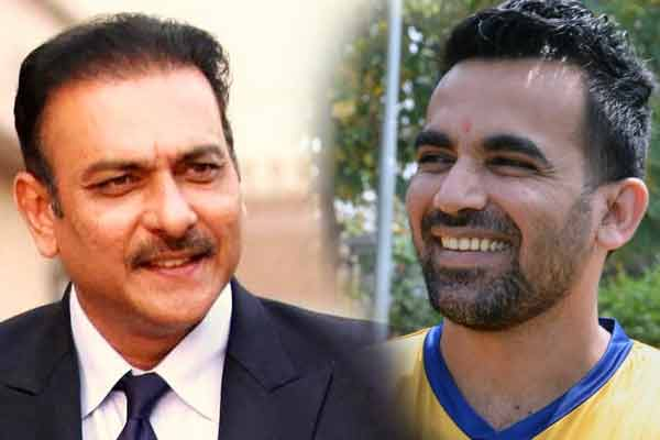 Ravi Shastri appointed coach, Zaheer Khan bowling, Rahul Dravid batting coach - Cricket News in Hindi