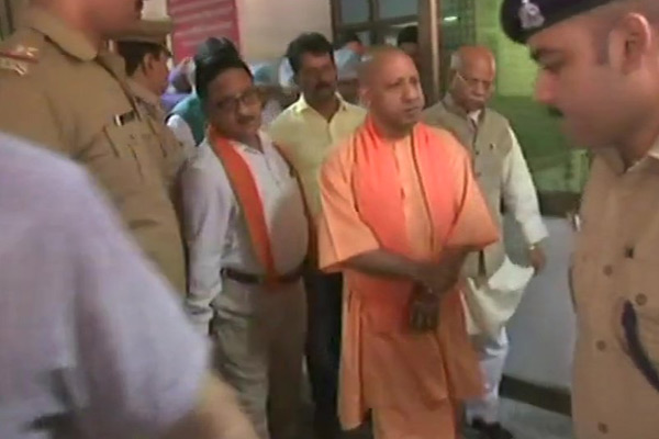 13 Children killed in Kushinagar accident : CM Yogi says, strict action will be taken, Railway give clarification - Lucknow News in Hindi
