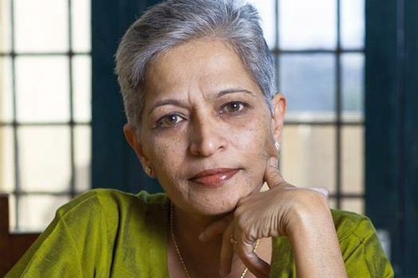 One more arrested from jharkhand in Gauri Lankesh murder case - Bengaluru News in Hindi