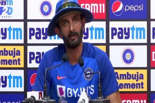 New Zealand Tour : Indian batting coach vikram rathore appreciates lokesh rahul and shreyas iyer - Cricket News in Hindi