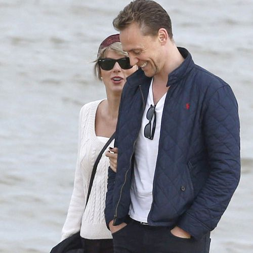 Tom Hiddleston happy with Taylor swift says Marvel Hemsworth - Hollywood News in Hindi