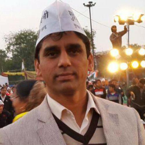 Naresh yadav arrest in Punjab - News in Hindi