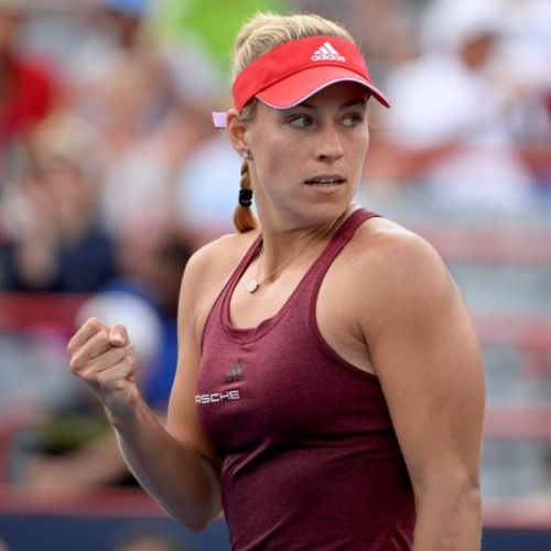 Kerber and halep enter in semifinal of Rogers Cup - Sports News in Hindi