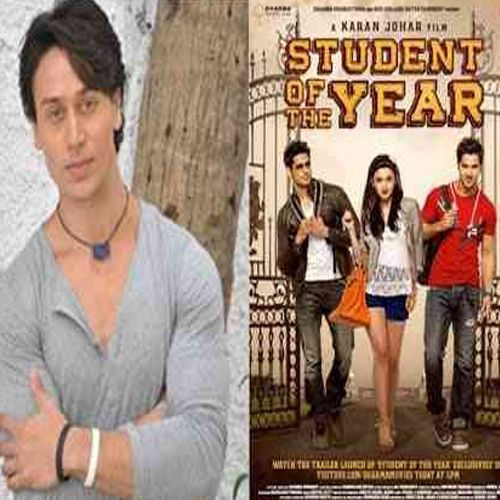 Tiger Shroff in Student of the Year 2? - Bollywood News in Hindi