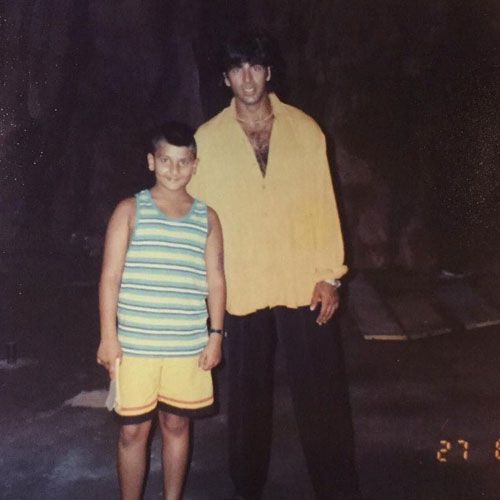 ranveer singh shares a throwback picture with akshay kumar and it will make your day - Bollywood News in Hindi
