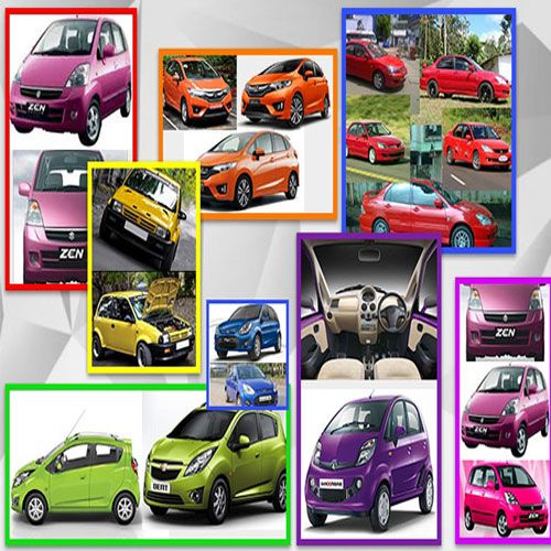 These colors have a crush on cars than girls - Jaipur News in Hindi
