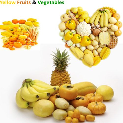 Health benefits of yellow fruit and vegetables - Lifestyle News in Hindi